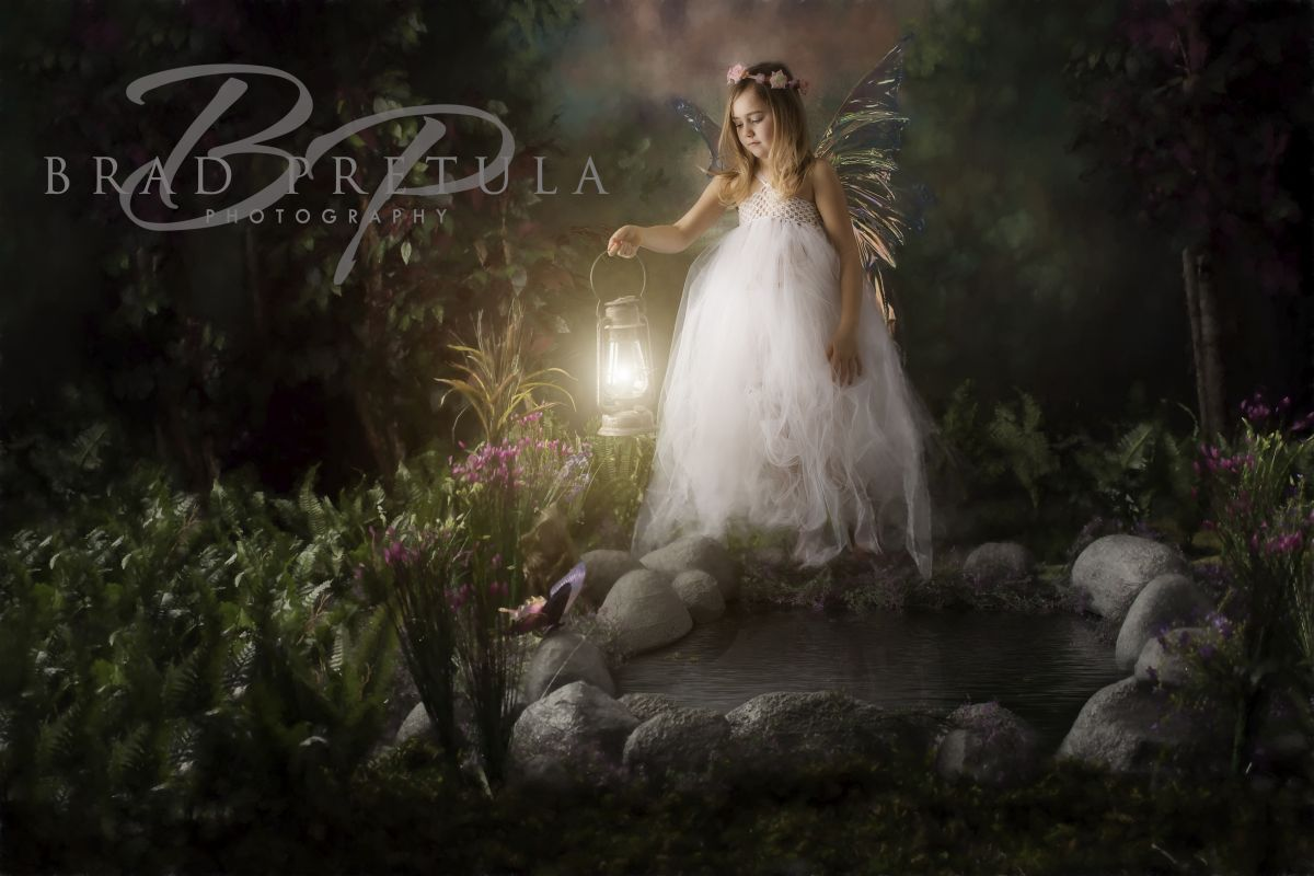 Studio Forest Fairy Graphy